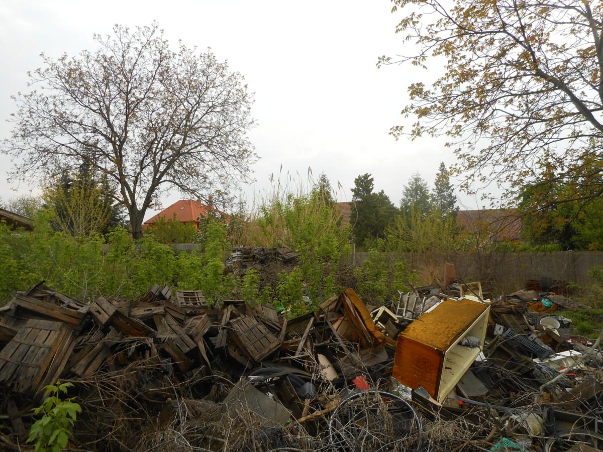 Szeged- Petőfitelepen építési telek eladó