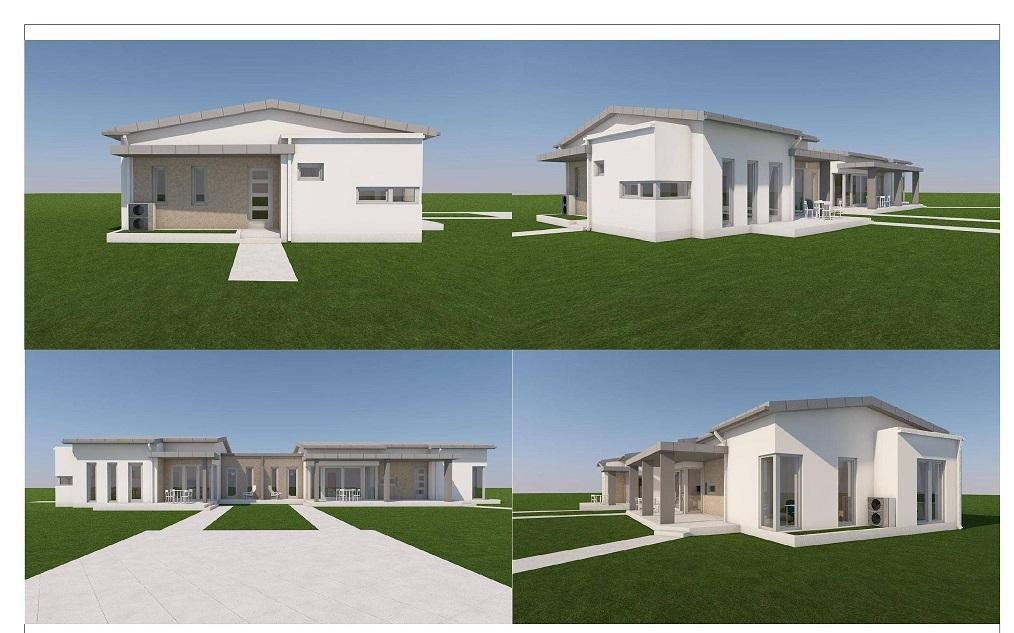Szeged- Szőregen 100 m2-es új építésű családi házak eladók!