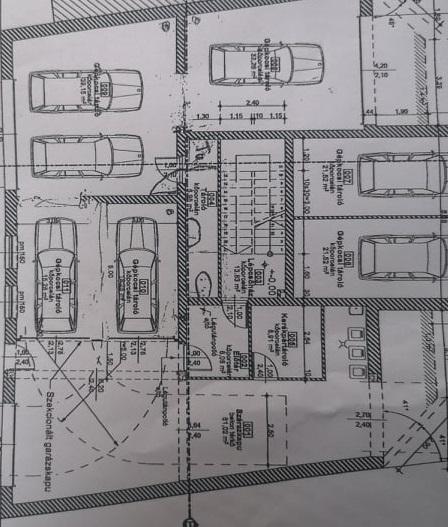 Belvároshoz közel 108 m2-es utcai iroda eladó